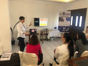 Content Writing Workshop organized by Go Digital Globally