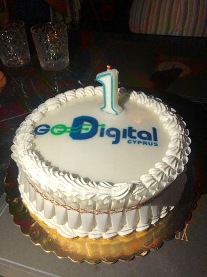 PR celebrating 1st Anniversary
