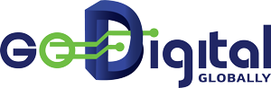 LOGO GODIGITAL GLOBALLY
