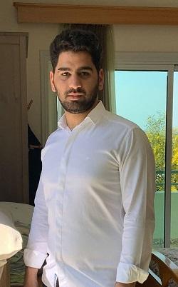 about us Marios Georgiou 1st employee