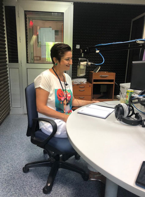 news & press Elena Jnr. Andreou at Rik 1
