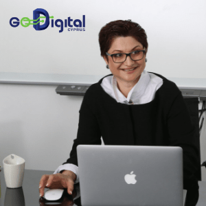 about us: Elena Jnr. Andreou Founder of Go Digital Globally
