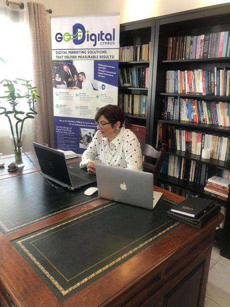 webinar at go digital Globally for customer aquistion